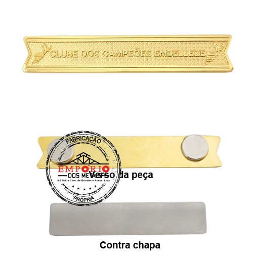 Pin Clube dos Campeões